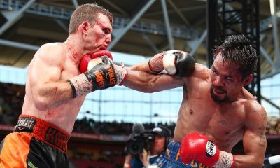 Horn Defeats Pacquiao Cover10
