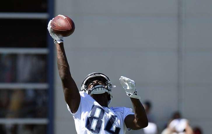 Titans Reach Deal With Corey Davis Catch