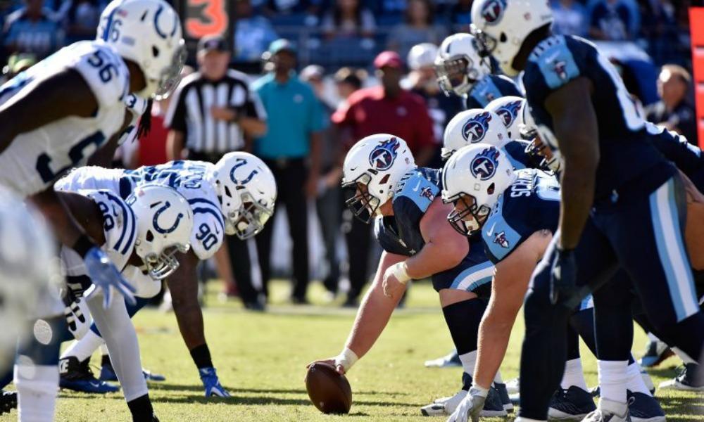 Titans Roster Ranks Third In NFL Line10