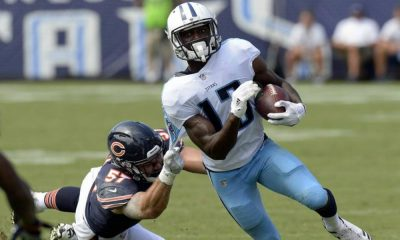Bears Defeat Titans In Third Preseason Game Taylor-2