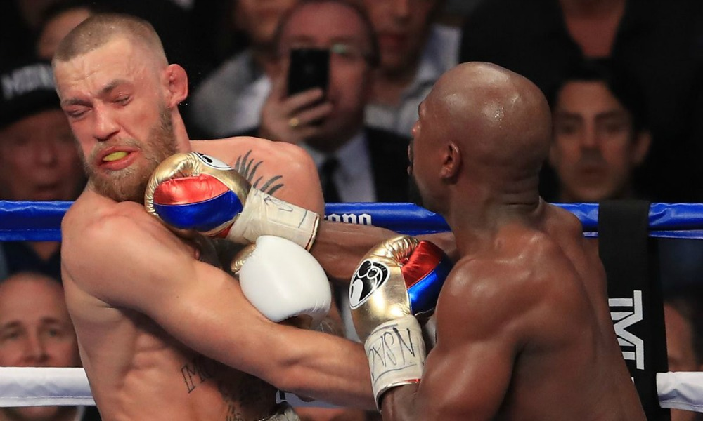 Mayweather TKO's McGregor In 10th Round Right-2