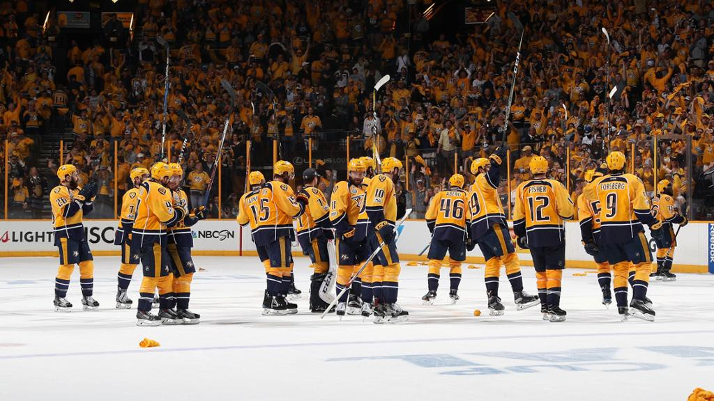 Predators 2017-18 Tickets On Sale Now Game