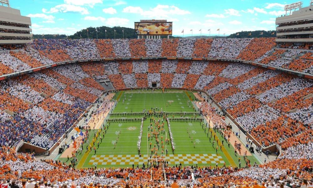 Tennessee Vols Stadium-2