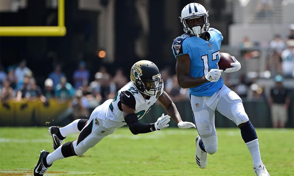 Titans Crush Jaguars 1st Divisional Game Run