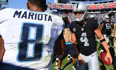Titans vs Raiders Game Preview Mariota