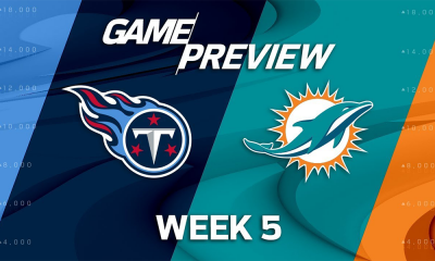 Titans Dolphins Game Preview 2017