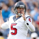Titans Sign QB Brandon Weeden Cover