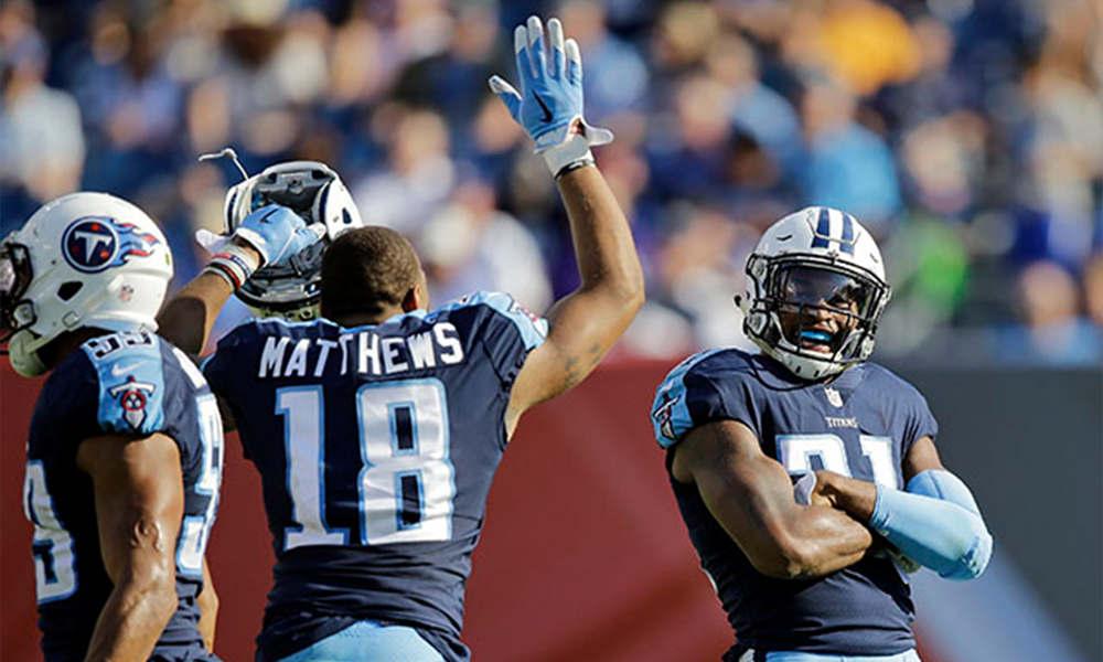 Tennessee Titans Defeat Ravens 23-20 Cover