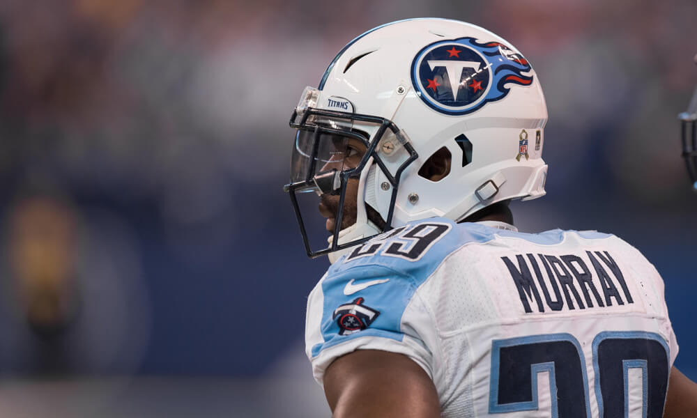 Titans Week 12 Projection Preview Murray