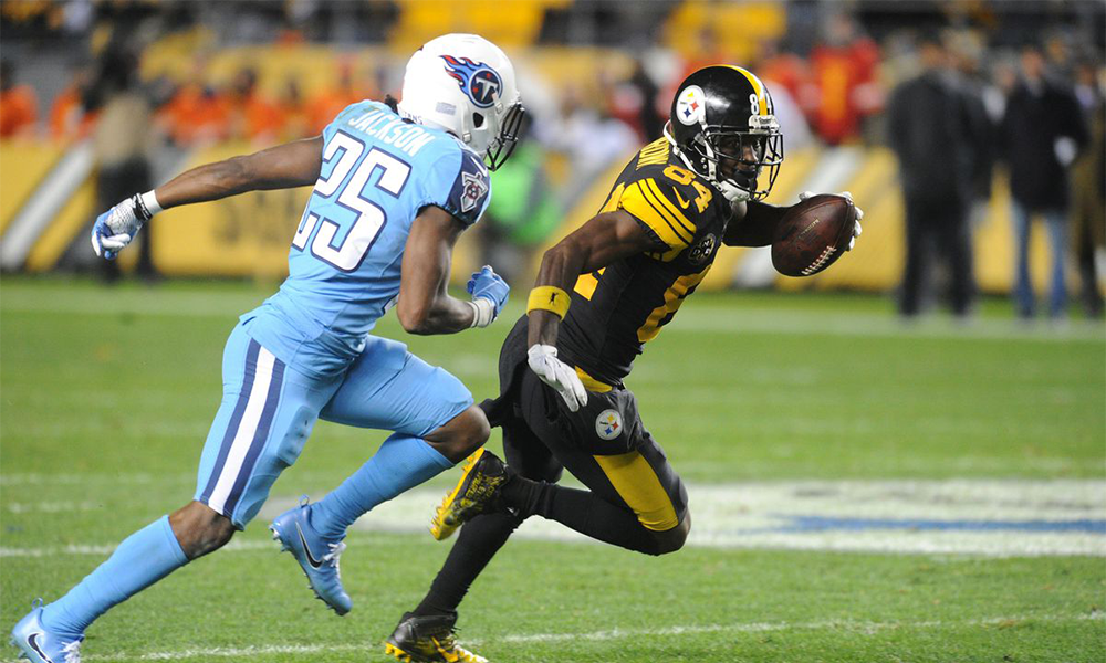 Titans Wheels Come Off In 40-17 Loss To Steelers Jackson