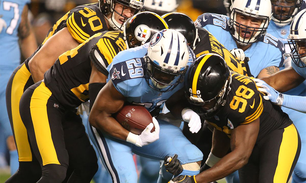 Titans Wheels Come Off In 40-17 Loss To Steelers Murray