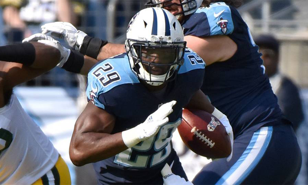 Titans vs Steelers Preview Projection Murray