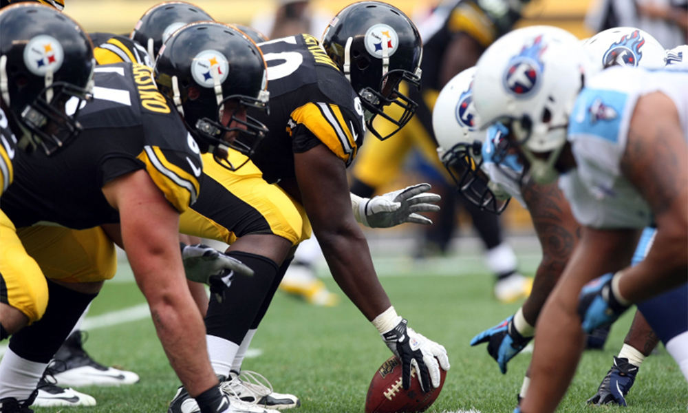 Titans vs Steelers preview Projections cover