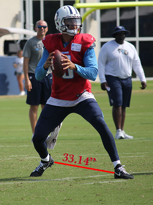Whats Changed For Marcus Mariota Healthy
