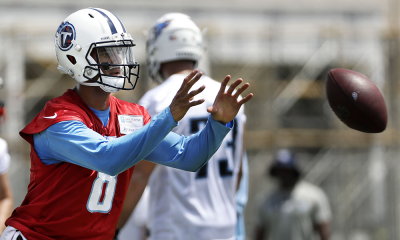 Whats Changed For Marcus Mariota Injured Cover