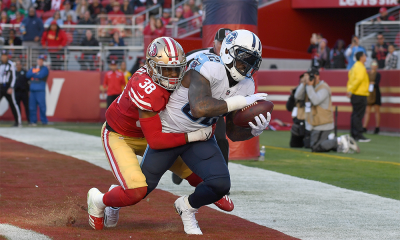 49ers Defeat Titans 25-23 Walker