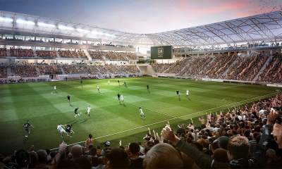 Announcement From MLS In Nashville Today stadium