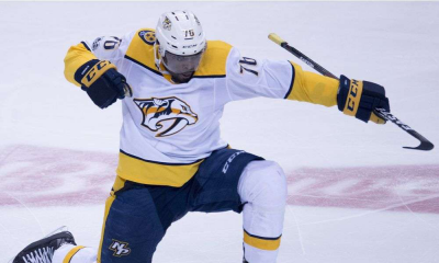 Preds Destroy Canucks 7-1 Subban