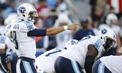 Tennessee Titans Fall To Rams 27-23