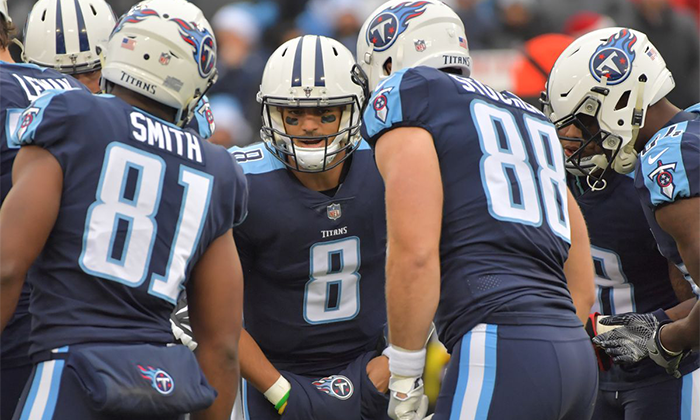 They're In-Titans Defeat Jaguars 15-10 Huddle