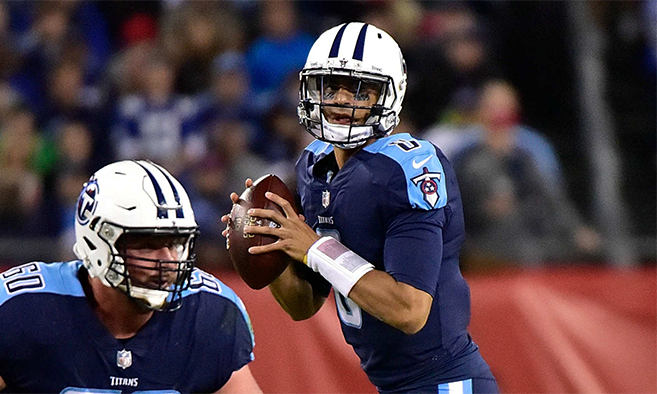 They're In-Titans Defeat Jaguars 15-10 Mariota