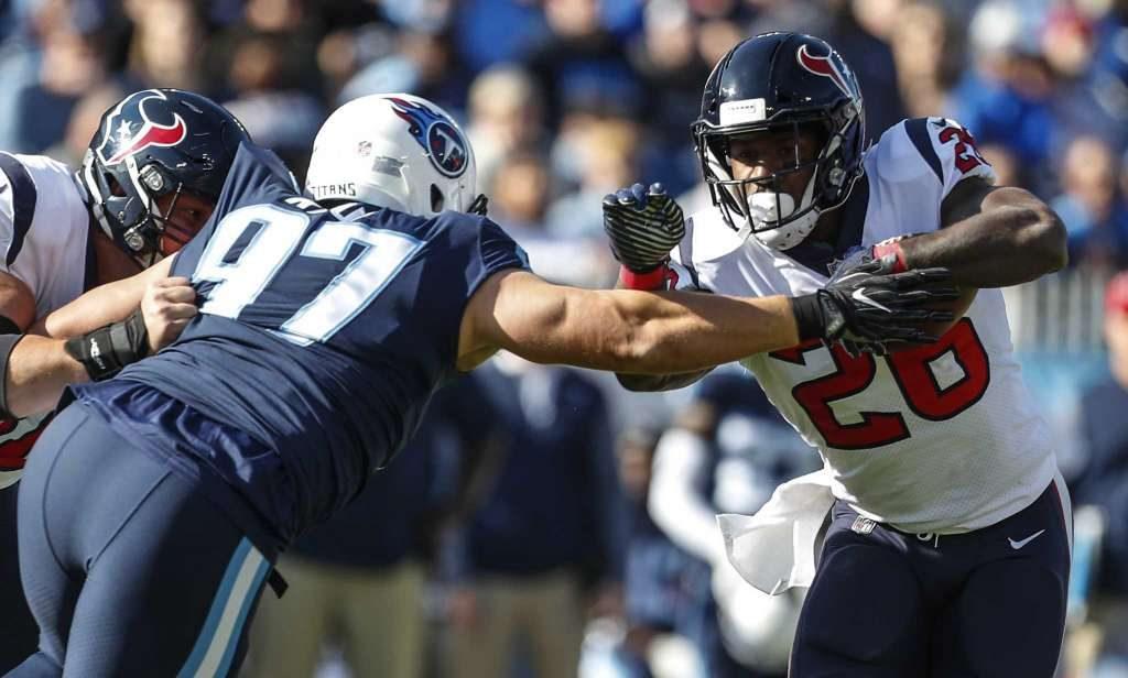 Titans Texans December 2017