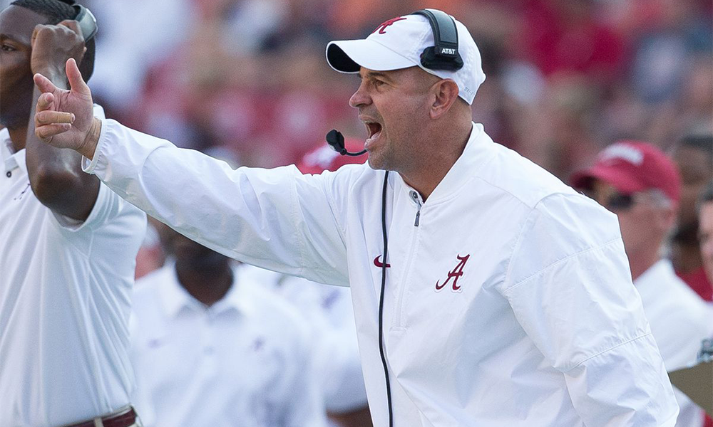 UT Head Coaching Position Offered To Jeremy Pruitt Cover
