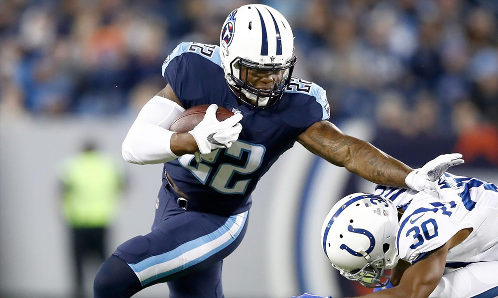 Will Demarco Murray Be A Titan Next Year? Henry