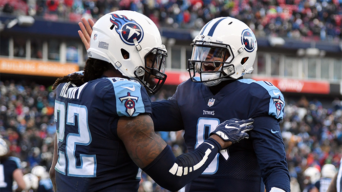 A New Chapter For Marcus Mariota Henry