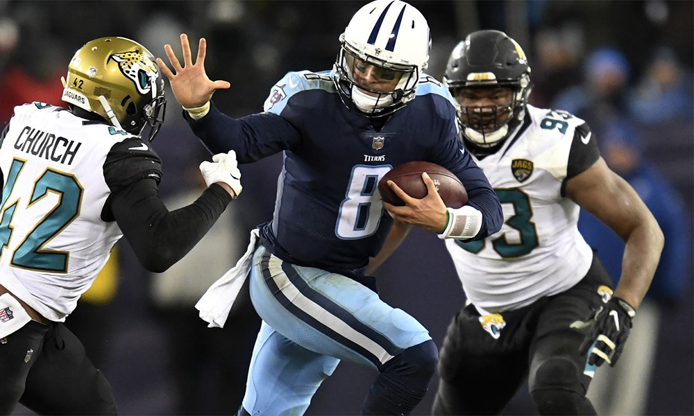 A New Chapter For Marcus Mariota