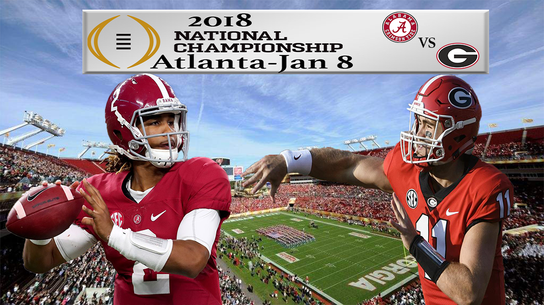 All SEC National Championship Game