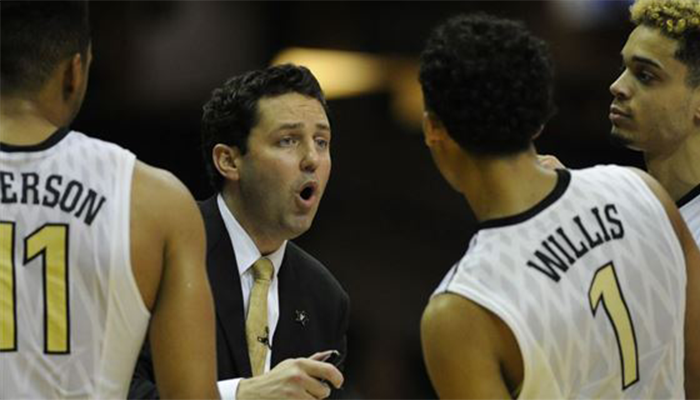 Tennessee Vols Take On Vanderbilt Coach