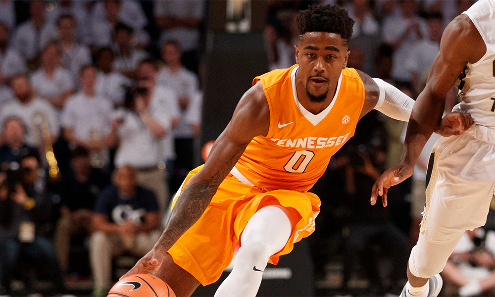 Tennessee Vols Take On Vanderbilt