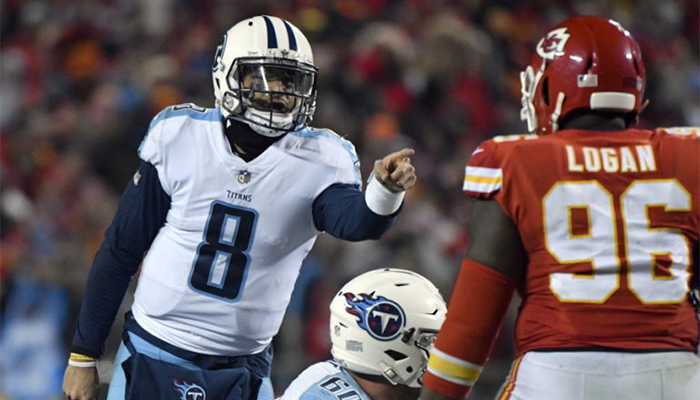Titans March On-Defeat Chiefs 22-21 Line