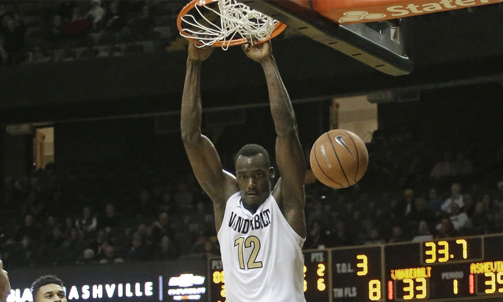 Vanderbilt Upsets Alabama 76-75