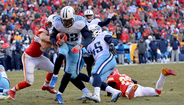 Why Tennessee Titans Will Defeat Chiefs Henry