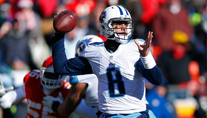 Why Tennessee Titans Will Defeat Chiefs Mariota