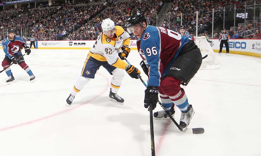 Avalanche Defeat Predators 5-3 Game 3