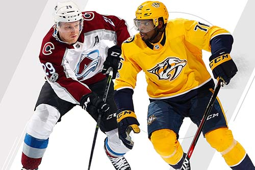 Predators Head To Colorado Subban
